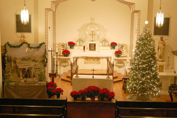 St. William Church 2015 Christmas Eve