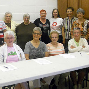 Council of Catholic Women (St. Christopher Parish, Wisconsin)