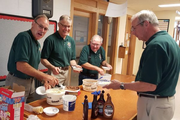 Knights of Columbus Ice Cream Social