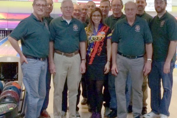 Knights of Columbus Meeting/Bowling 2016