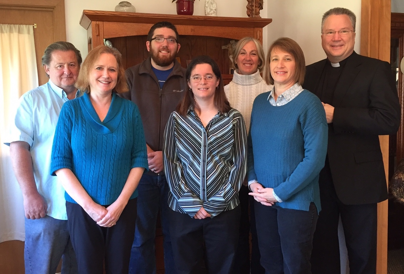 Saint Christopher Parish Staff