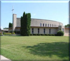 St. Andrew Church in Verona, Wisconsin